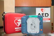 医療機器|AEDも常備